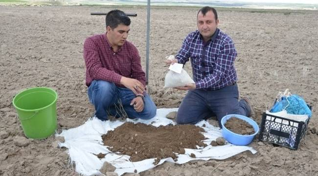 Toprak Analizi Desteklemesi yeniden başladı