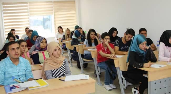 Ücretsiz Eğitim Merkezine Yoğun İlgi-Videolu haber