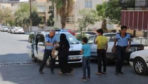 Urfa'da Bayram Öncesi Dilenciler Toplandı-Videolu Haber