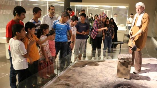 Urfa'da engellilere özel müze gezintisi - Video Haber