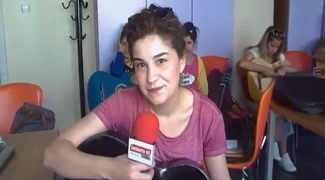 Urfa'da Gitar Kursuna Yoğun İlgi-Videolu Haber