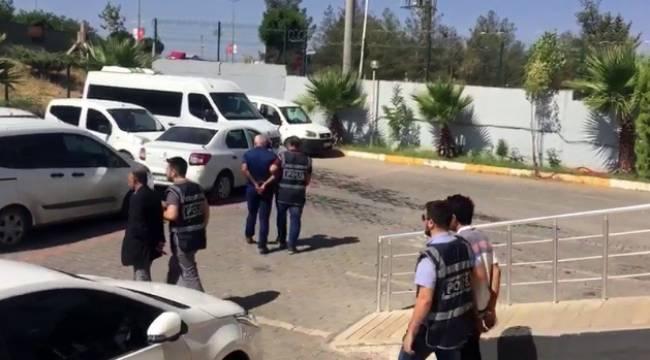 Urfa'da hırsızlık şebekesi çökertildi