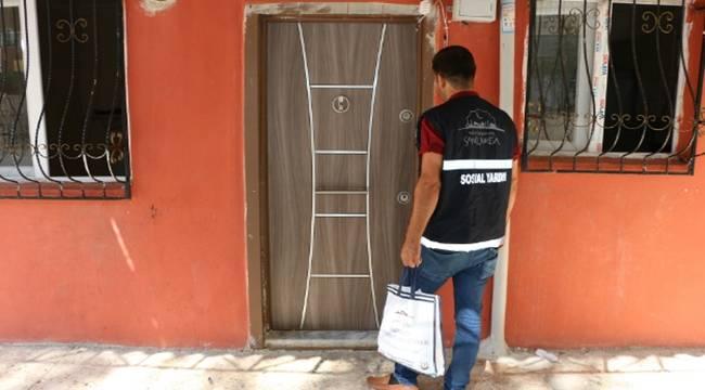 Urfa'da İhtiyaç sahiplerine et dağıtıldı- Videolu Haber
