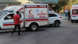 Urfa'da İki Firma arasında Kavga, 6 Yaralı