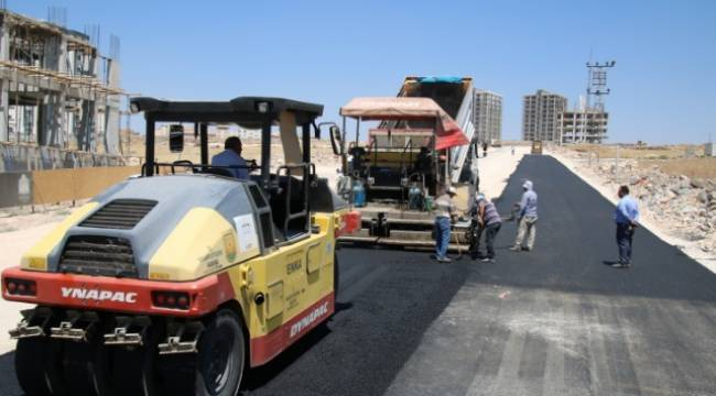 Urfa'da İki Yılda ne kadar sıcak asfalt serimi yapıldı ?