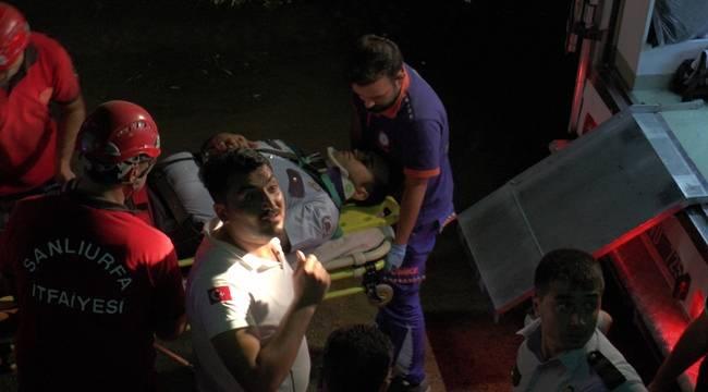 Urfa'da Kaçan Kadının Peşine Polis Düştü...