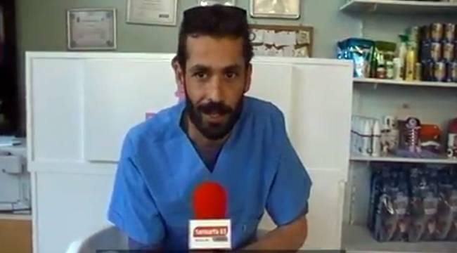 Urfa'da Sıkıntıya düşen hayvanlar için neler yapılabilir-Videolu Haber