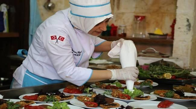 Urfa'nın Yöresel Yemekleri Sektör temsilcilerine sunuldu