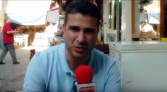 Urfa'ya gelin ciğerimizi yiyin-Videolu Haber
