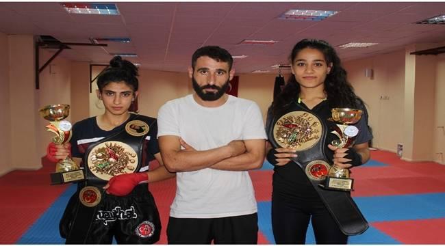Urfa'ya İki Altın Kemer Kazandırdılar