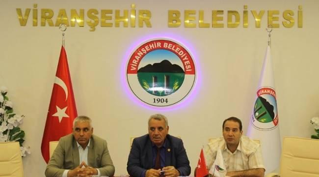 Viranşehir Belediyesi Personellerine Müjde