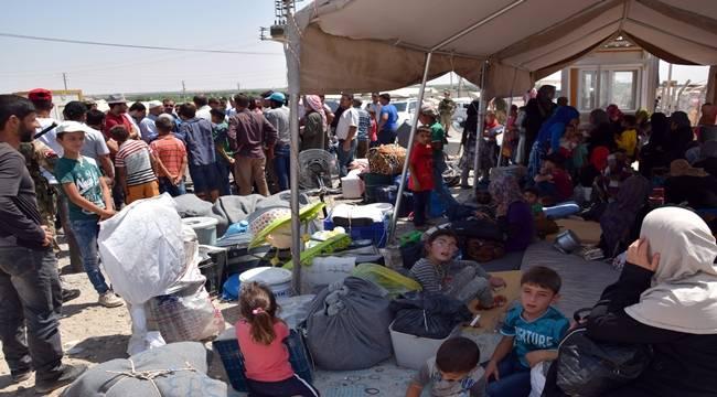 Viranşehir çadırkent kapanıyor