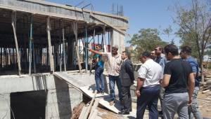 Viranşehir'de yeni bir anaokulu yapılıyor