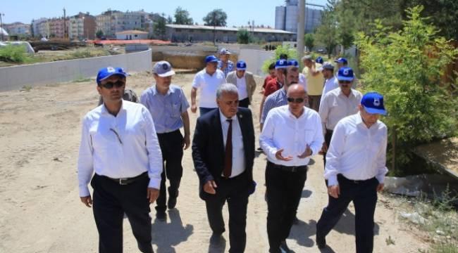 Viranşehir ile Karaman arasında temaslar devam ediyor