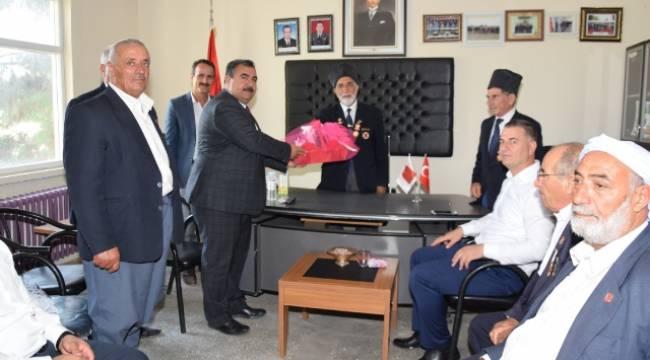 Viranşehir Şehit Aileleri Derneği faaliyete girdi