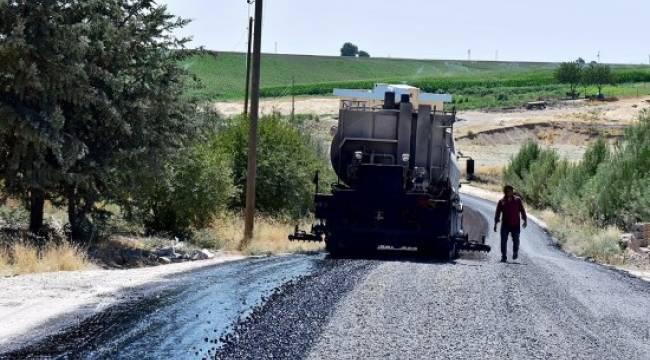 Yeniköy Mahallesi asfalta kavuştu