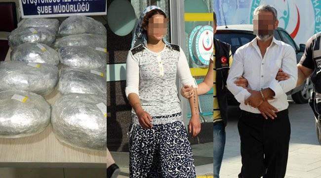 Zehir tacirlerine operasyon: 25 gözaltı