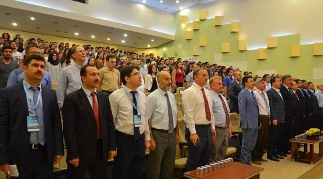 1. Uluslararası Kanser ve İyon Kanalları Kongresi HRÜ'de Başladı