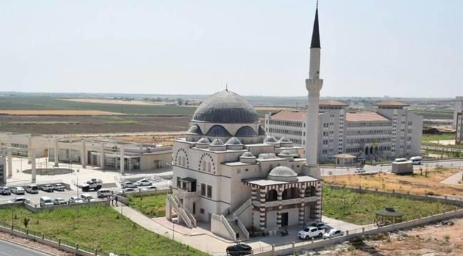 15 Temmuz Şehitleri Cami ibadete açıldı