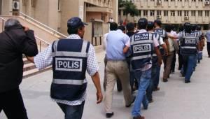 8 İl'de Fetö Operasyonu, 3 Tutuklama