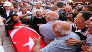Abdulkadir Yüksel Gözyaşlarıyla Defnedildi