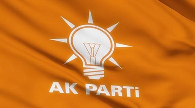 AK Parti Şanlıurfa'da 4 ilçenin başkanı belli oldu