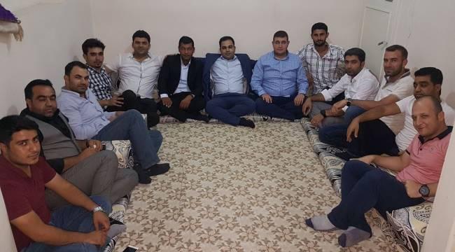 Akil gençler il ve ilçe başkanları toplantısı