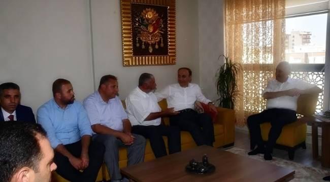 Bakan Fakıbaba, 15 Temmuz Şehidinin Ailesini Ziyaret Etti