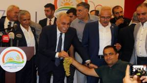 Bakan Fakıbaba'dan Üzüm Üreticilerinin Beklediği Açıklama