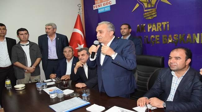 Bakan Fakıbaba, hedef 2019 seçimleri ve 2023