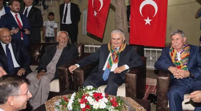 Başbakan Binali Yıldırım, Şanlıurfa'dan Ayrıldı