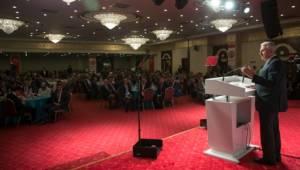 Başbakan Yıldırım Urfa'nın İşsizlik ve Elektrik Sorununu konuştu