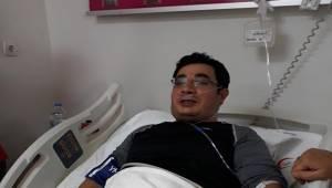 Başhekim Dr. Faruk Günak Kalp Krizi Geçirdi