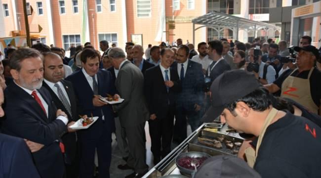 Başkan Çiftçi,4. Bursa Uluslararası Gıda Kongresine katıldı