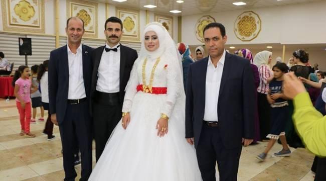 Bilici, 15 Temmuz Gazisinin Düğününe katıldı