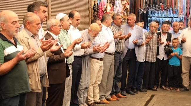 Çiftçi Ahilik Geleneğinde Esnaf Duasına Katıldı-Vidoelu Haber