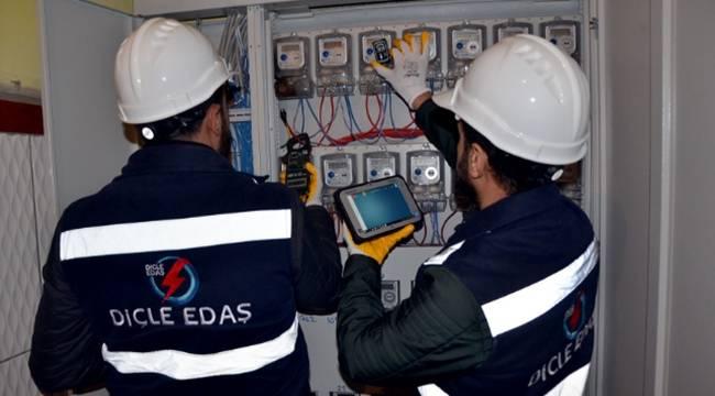 Dicle Elektrik'in Güneydoğu yatırımları