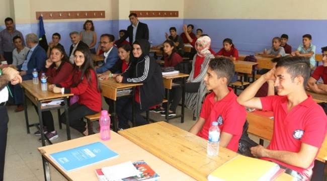 Eğitim Öğretim yılı Şanlıurfa'dan başlayacak