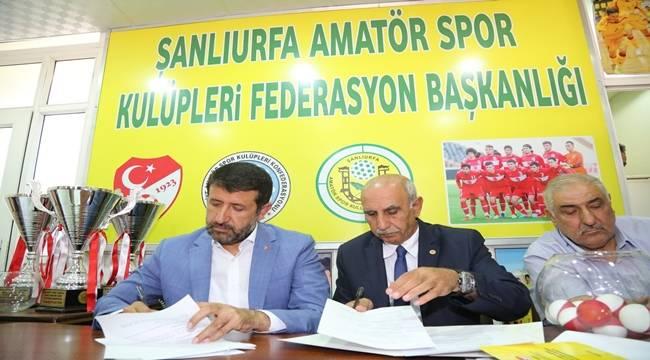 Eyyübiye Belediyesi, Amatör Kulüplere Sponsor Oldu-Videolu Haber