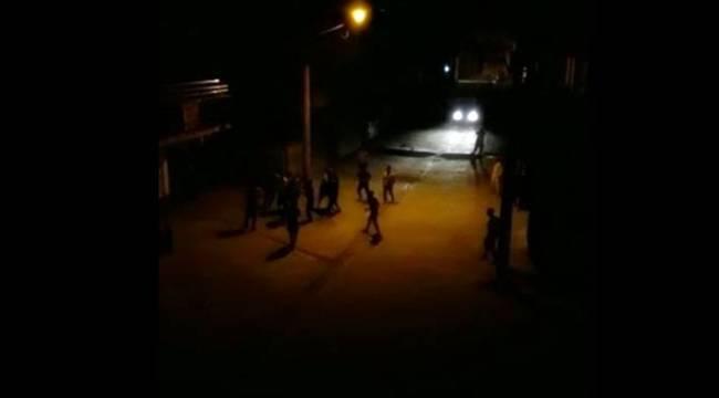 Eyyübiye'de İki Grup Arasında Kavga Çıktı