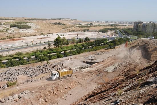 GAP Vadisi projesi devam ediyor