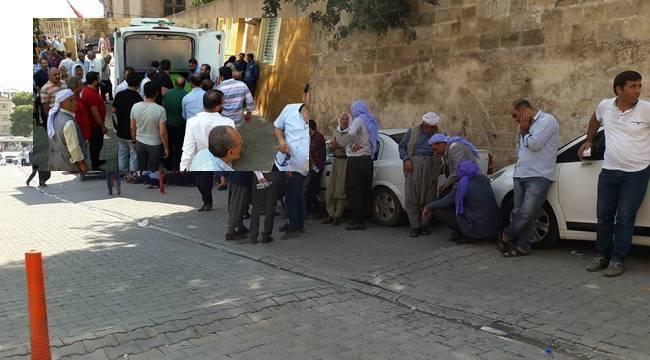 Haliliye'de akrabalar arasında kan aktı, 2 ölü 2 yaralı
