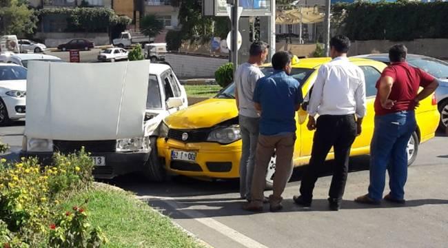 Haliliye'de kaza, 2 Yaralı