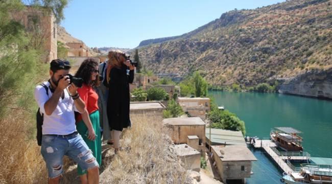 Haliliye'de ücretsiz fotoğrafçılık ve resim kursu-Videolu Haber