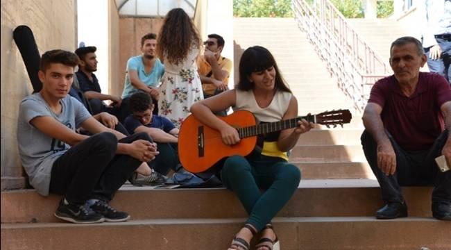 Harran Üniversitesinde özel yetenek sınavları başladı-Videolu Haber
