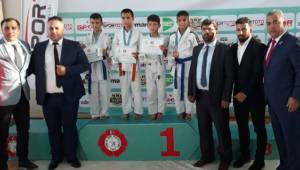 Judo takımından 2 madalya-Videolu Haber
