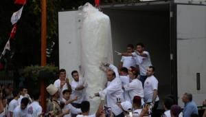 Kahramanmaraş dondurma festivali