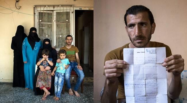 Kalbi Sağda olan Suriyeli Yardım Bekliyor