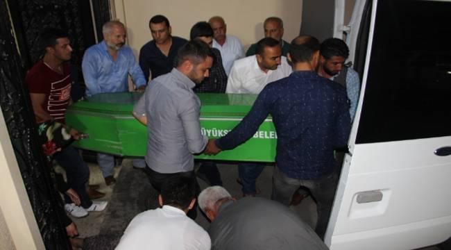 Kanalda Bulunan Kadının Cenazesini Ailesi Teslim Aldı
