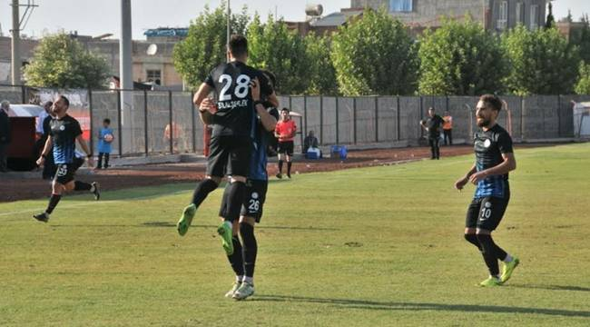 Karaköprü Payas'a Patladı, 4-0